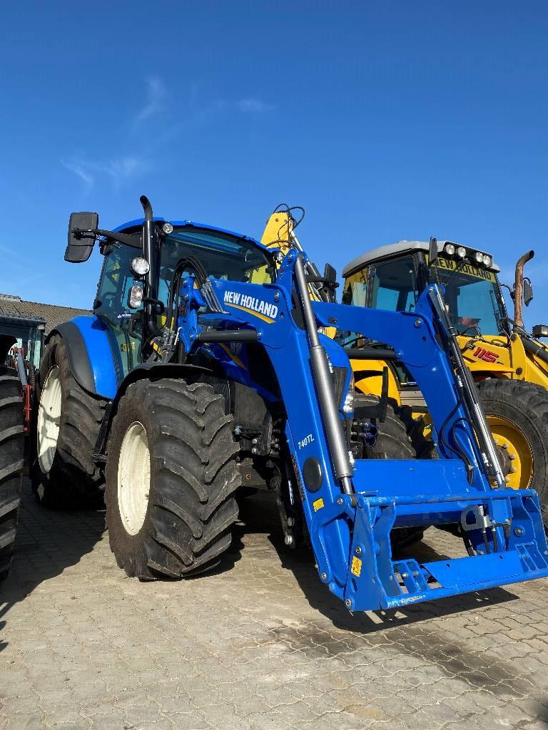 New Holland T 5.115 DC keymodel, Traktorer, Landbrug