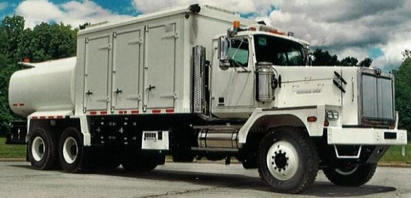 Western Star 6900XD Fuel Lube Truck TO151, Fuel Lube Trucks, Trucks and Trailers