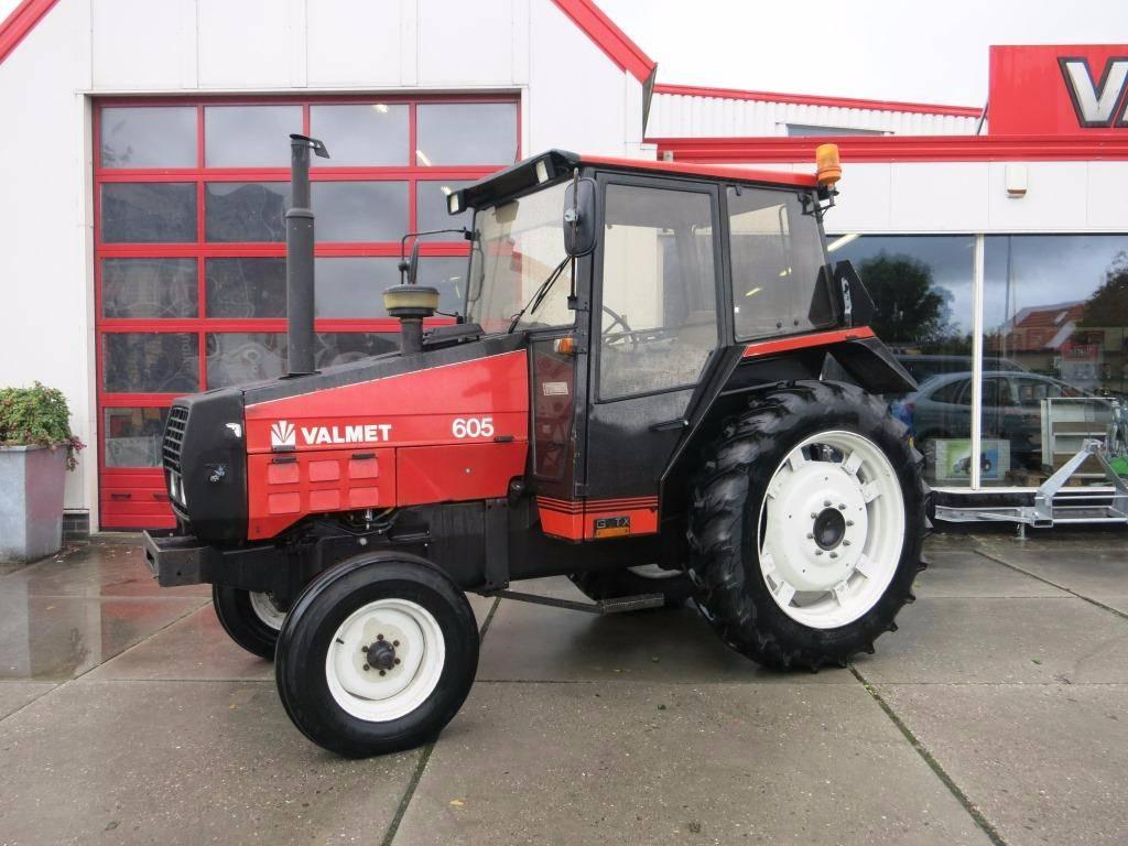 Valtra 605, Tractoren, Landbouw