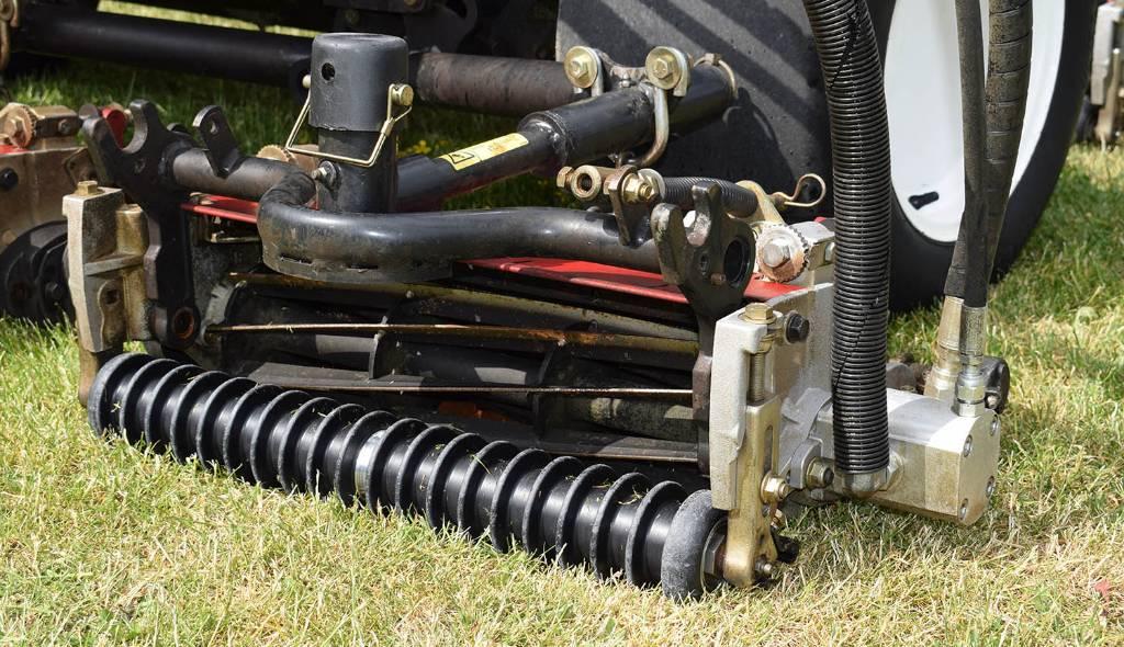 Toro RM3550D, Fairway-gräsklippare, Grönytemaskiner