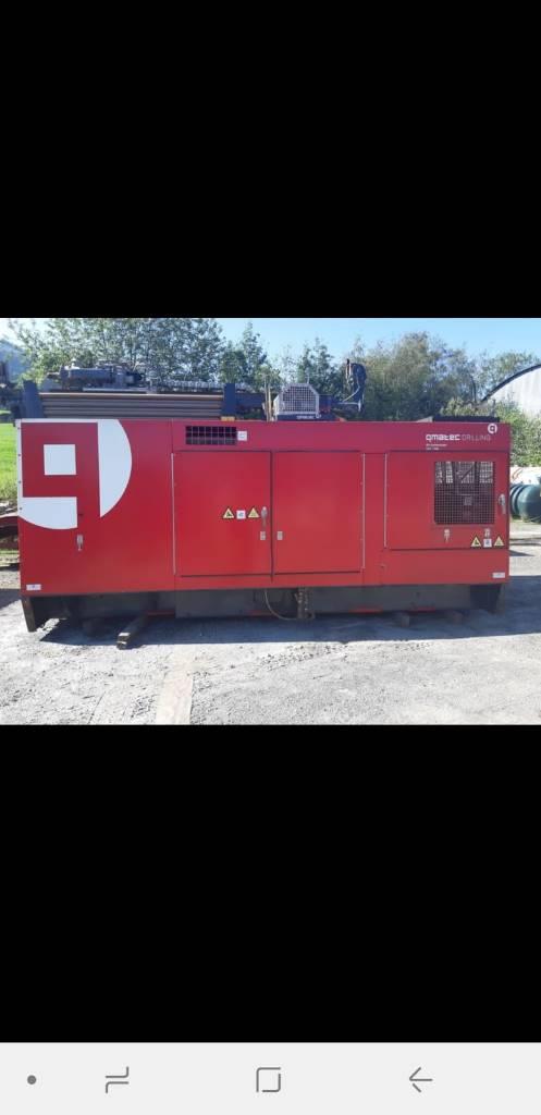 Nemek 407TS + Sullair 425/540 + Scania R560 + Tillbehör, Borrutrustning för vattenborrning, Entreprenad
