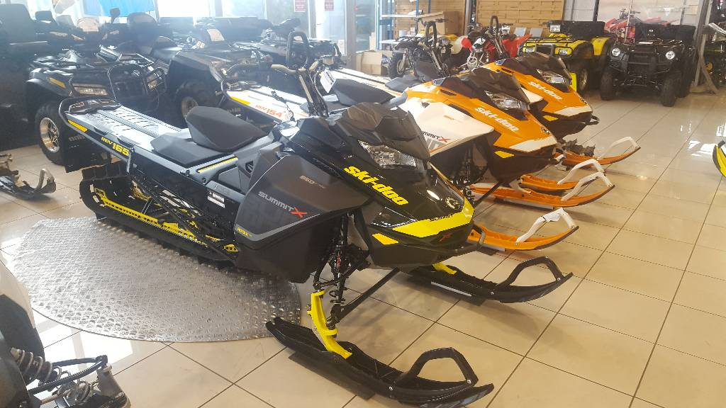 ski doo summit 850 154 165 2017 new snowmobiles price 10 457 year of manufacture 2017. Black Bedroom Furniture Sets. Home Design Ideas