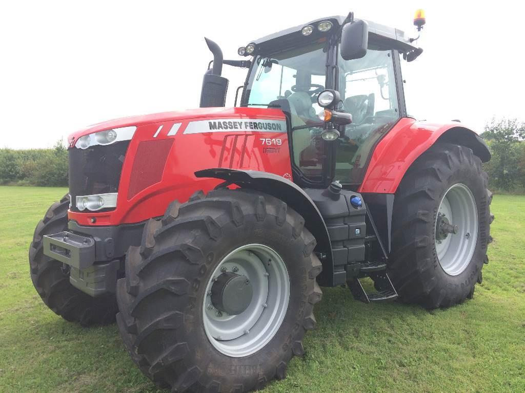 Massey Ferguson 7619 Dyna- VT Exclusive, Tractoren, Landbouw