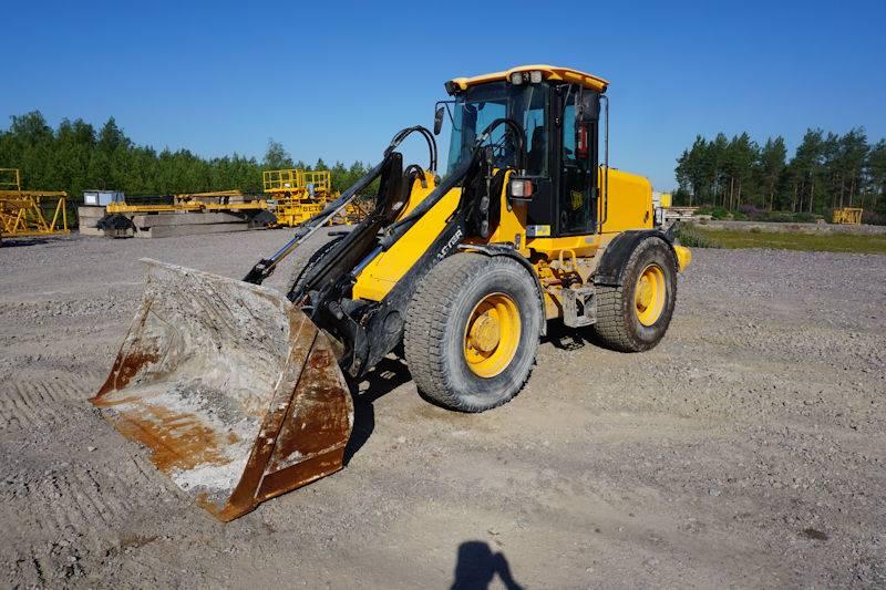 JCB 412S, Wheel Loaders, Construction Equipment