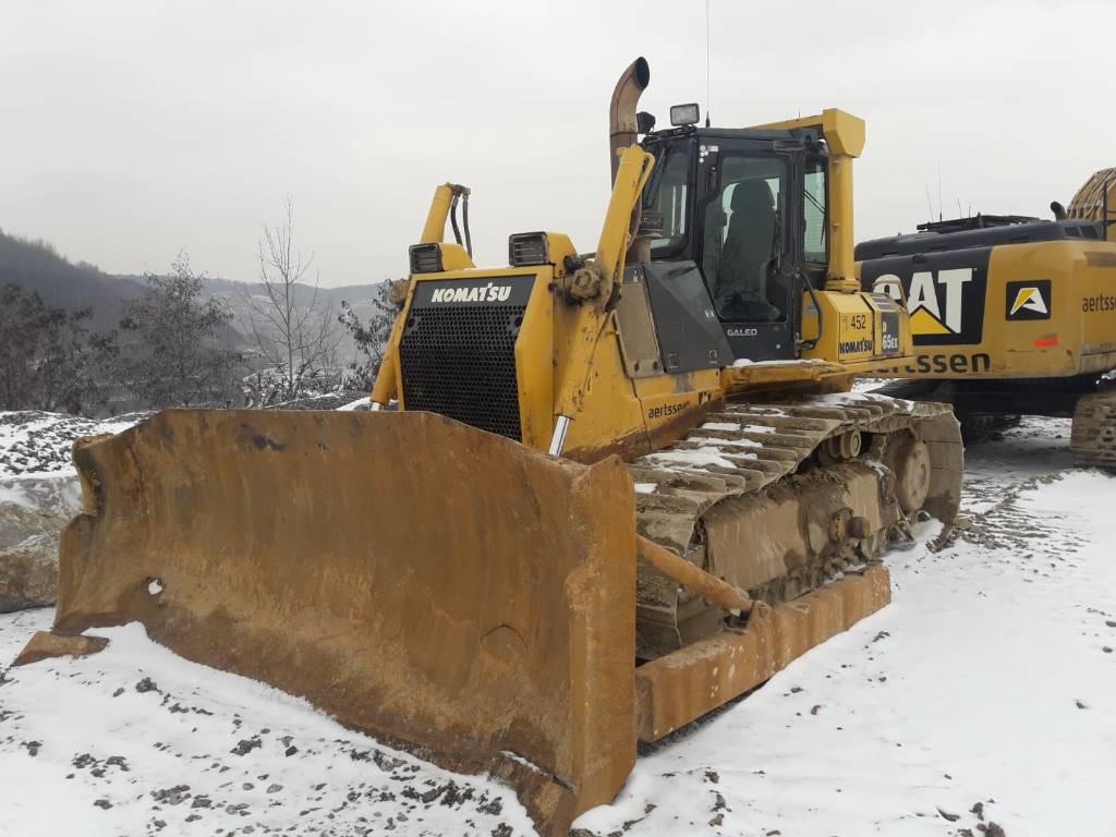 Komatsu D 65 EX-15 L, Dozers, Construction