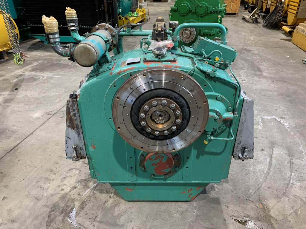 Lohman GUS 315 - Marine Transmission - 4.41:1, Transmissions, Construction