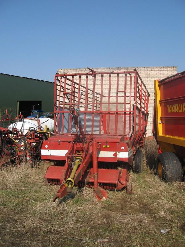 Pöttinger Trend, Savācējpiekabes, Lauksaimniecība