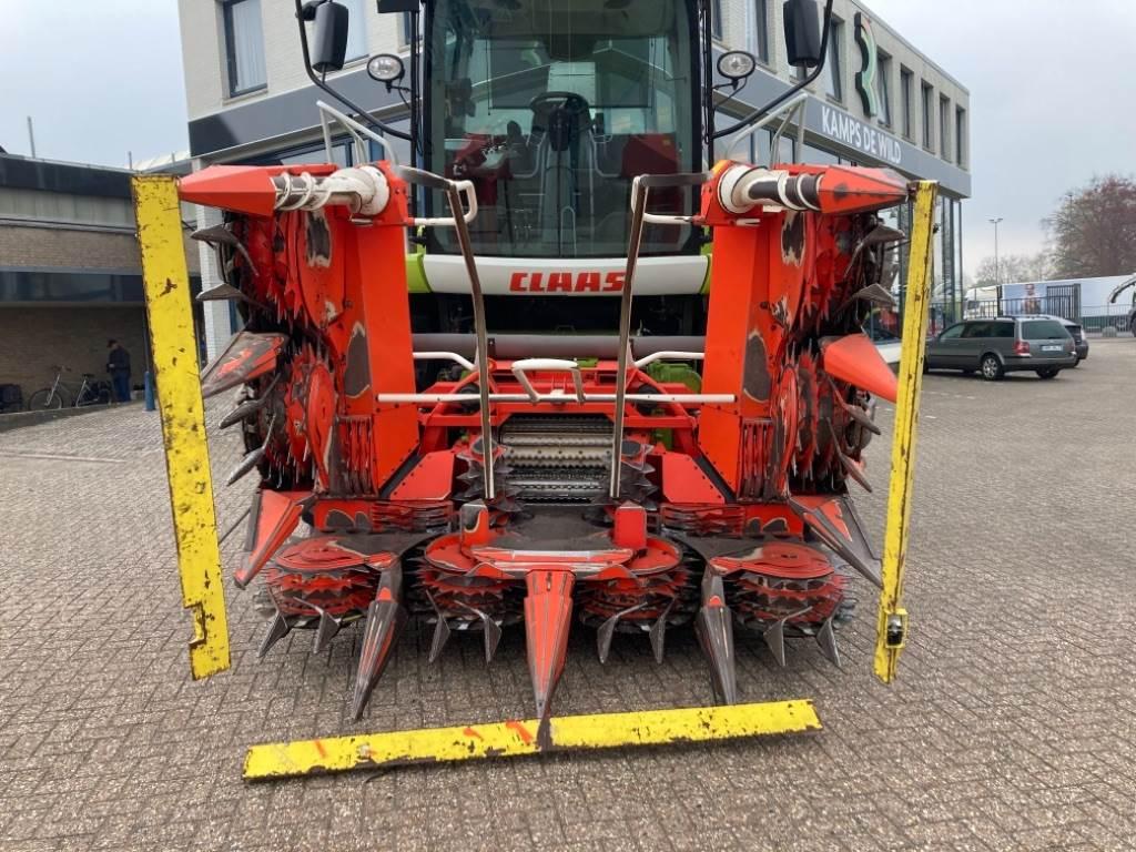 Kemper Champion 360, Forage harvester headers, Agriculture
