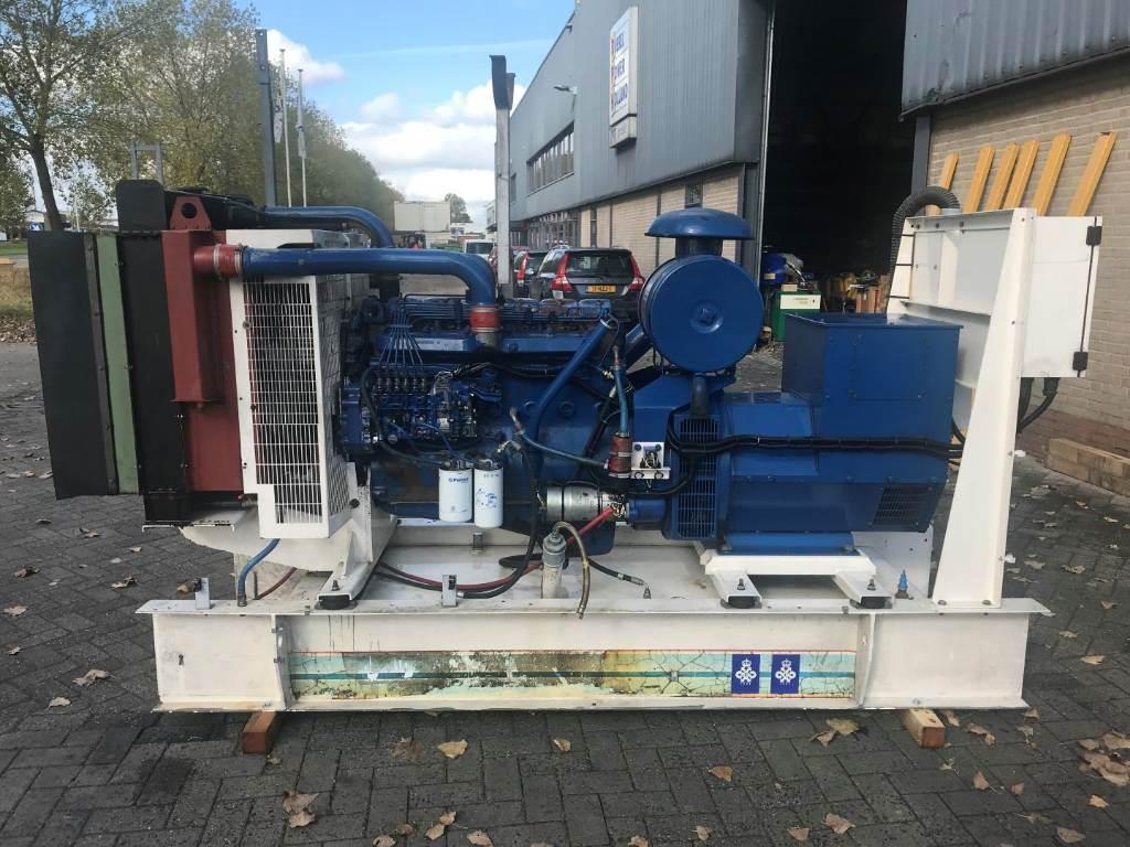 FG Wilson P 180 - Generator Set 180 kVa - DPH 105280, Diesel Generators, Construction