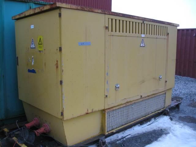 [Other] Streif Transformatorkiosk 500 Kva, Övrig gruvutrustning, Entreprenad