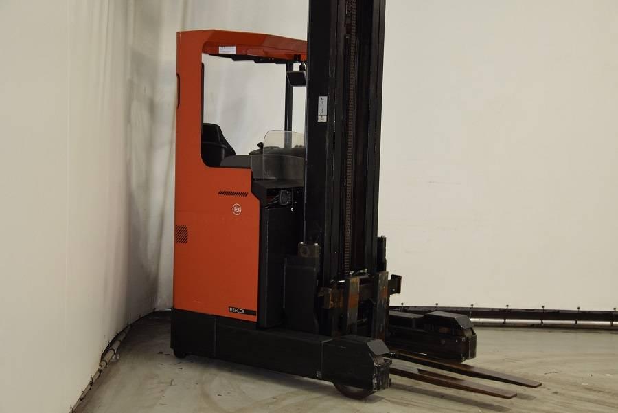 BT RRB4, Reach trucks, Material Handling
