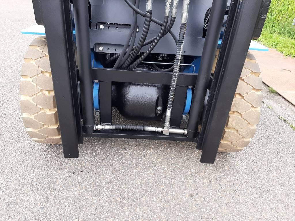 EP EFL181, Elektrische heftrucks, Material Handling