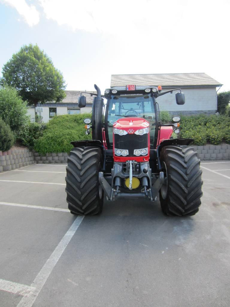 Massey Ferguson 7718 Dyna-VT EXCLUSIVE, Tracteur, Agricole
