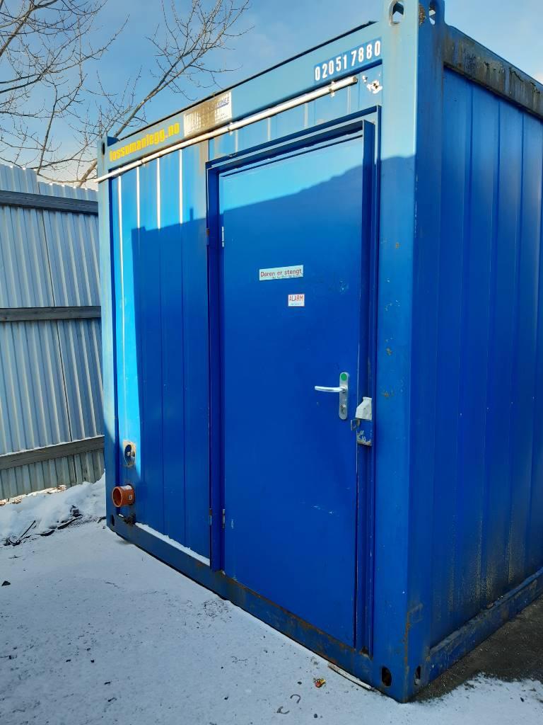 [Other] Kontor Brakke Pauserom og bad., Spesial containere, Transport