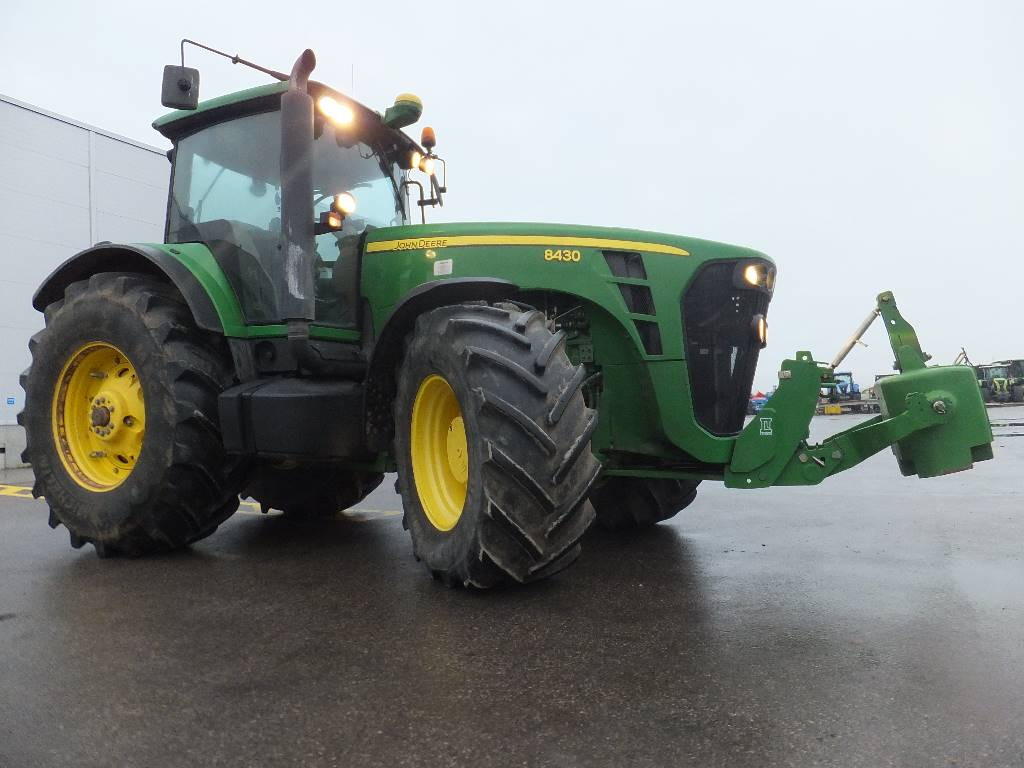 John Deere 8430 AutoPower, Traktorid, Põllumajandus