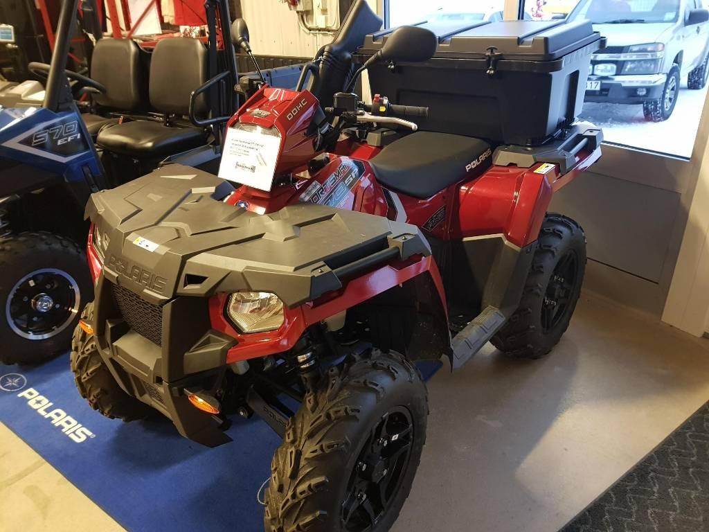 Polaris Sportsman 570 EPS SP, Terränghjulingar, Lantbruk