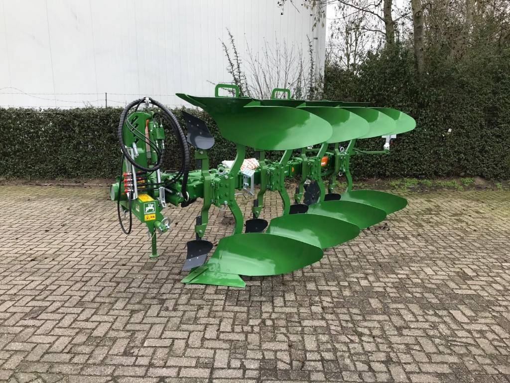 Amazone Cayros XMS Vario, Reversible ploughs, Agriculture