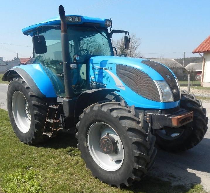 Landini Powermax 145