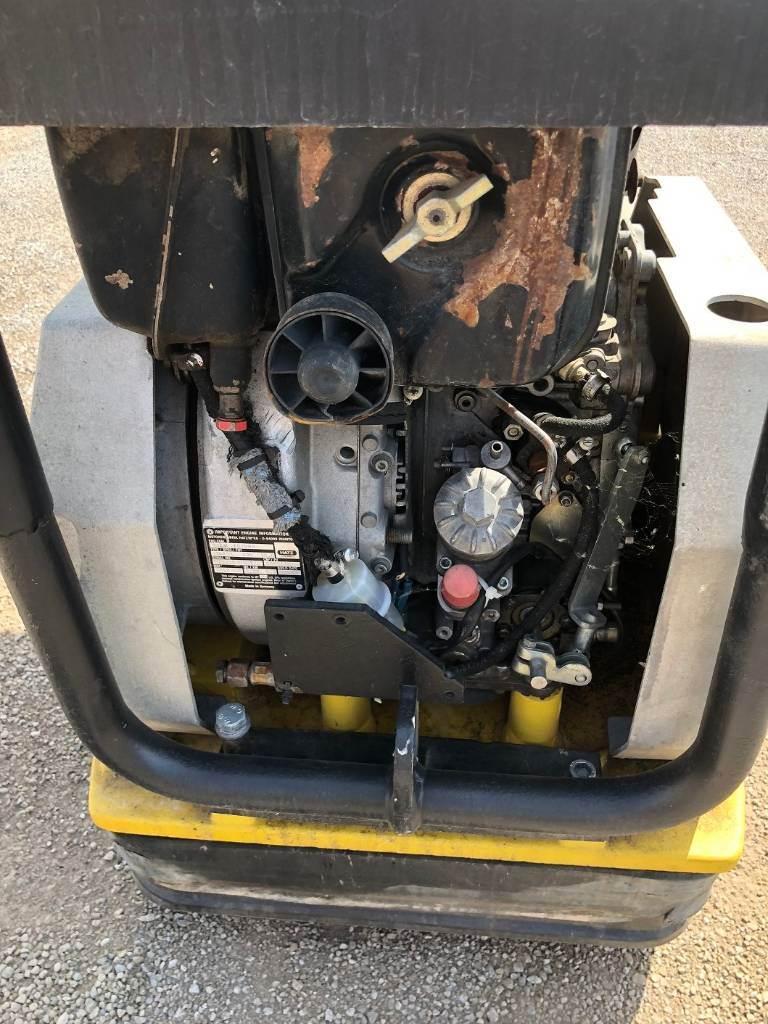 Wacker DPU 6055 Rüttelplatte, Vibrationsgeräte, Baumaschinen
