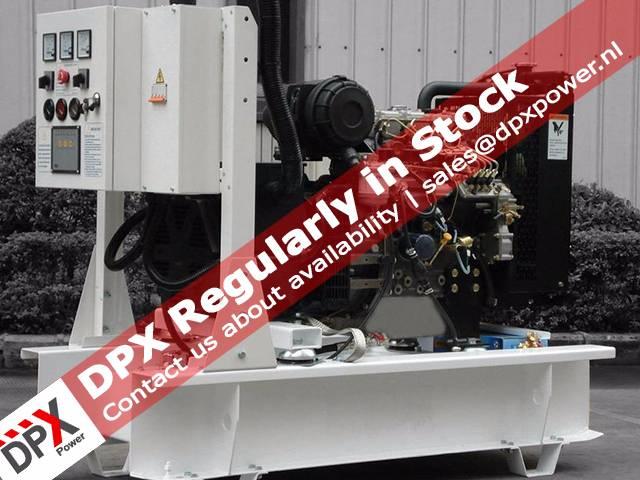 Perkins 1103 Generatorset, Diesel generatoren, Bouw