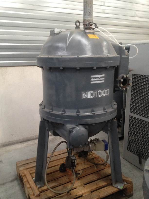 Atlas Copco MD 1000W, Compressed air dryers, Industrial