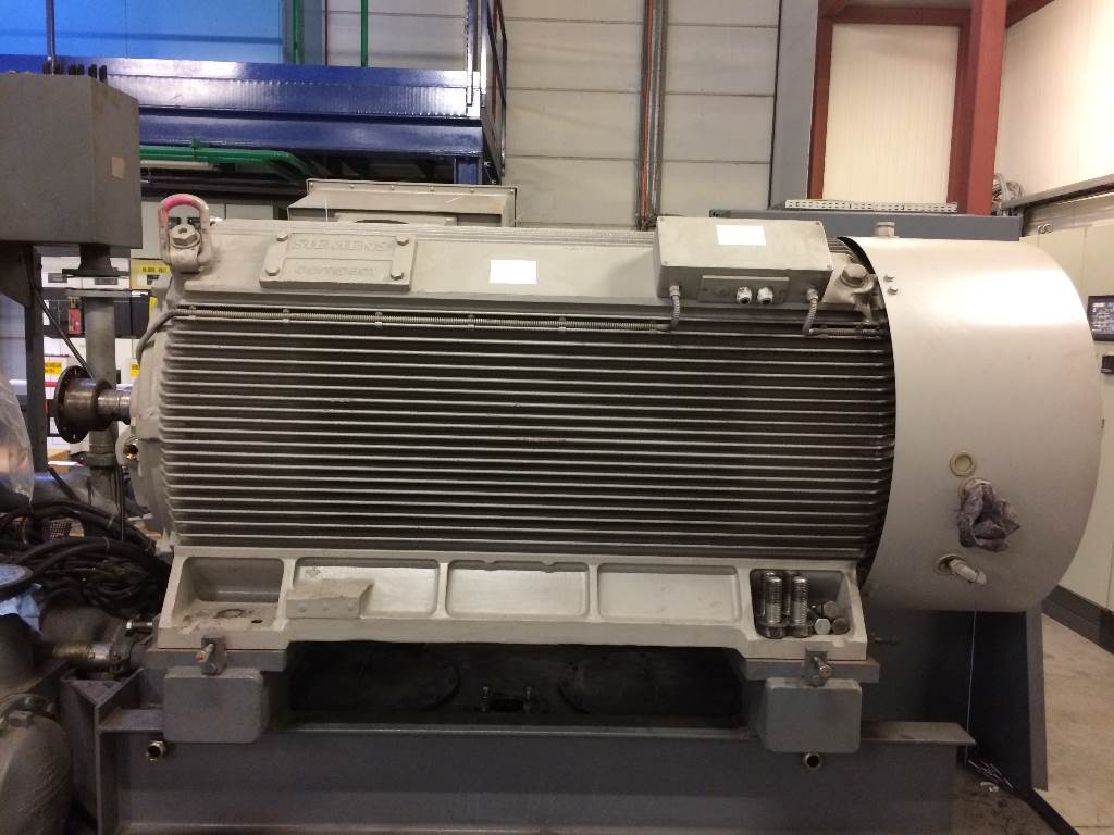Siemens 710kW motor (10kV) for ZH 7000, Compressor accessories, Industrial