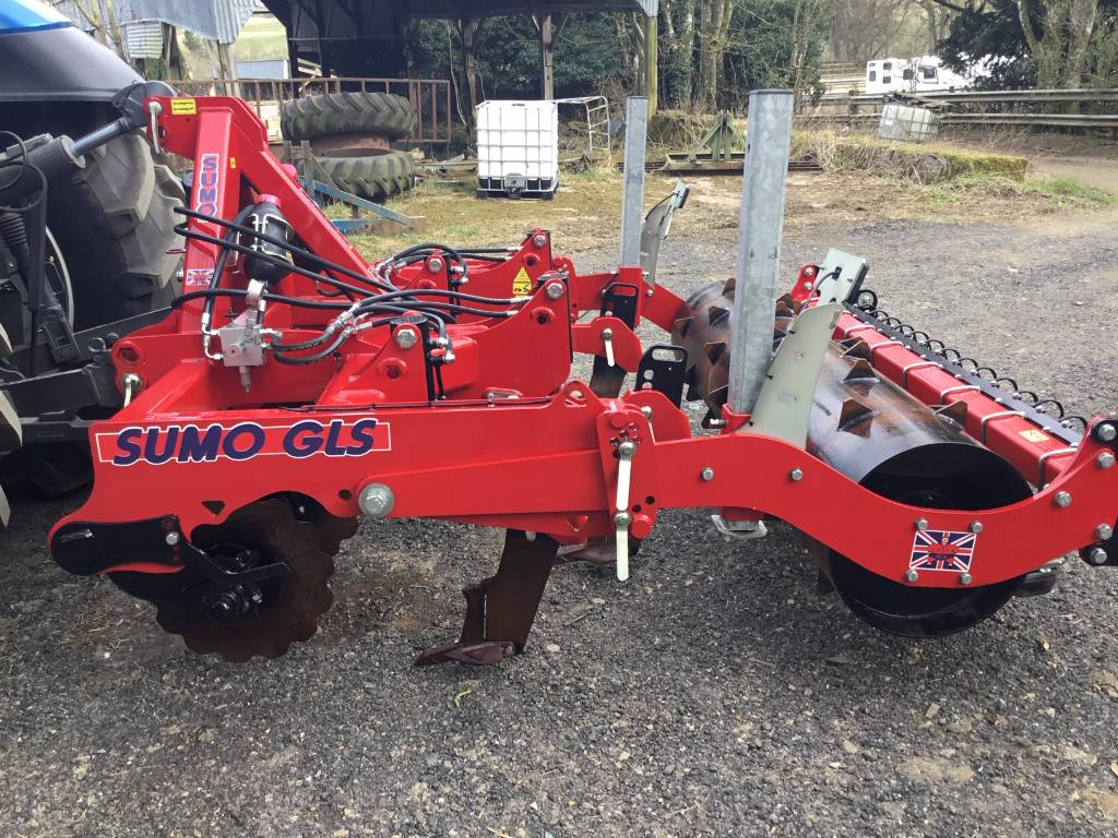 Sumo GLS4, Other agricultural machines, Agriculture