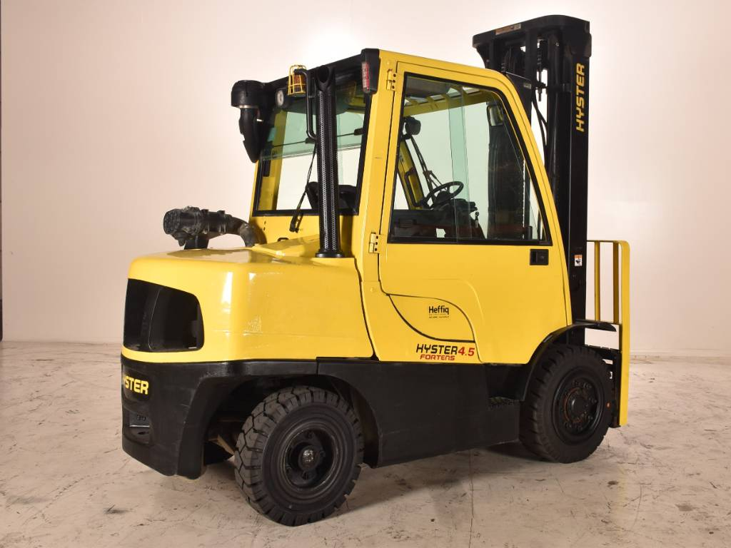 Hyster H4.5FT, Diesel counterbalance Forklifts, Material Handling