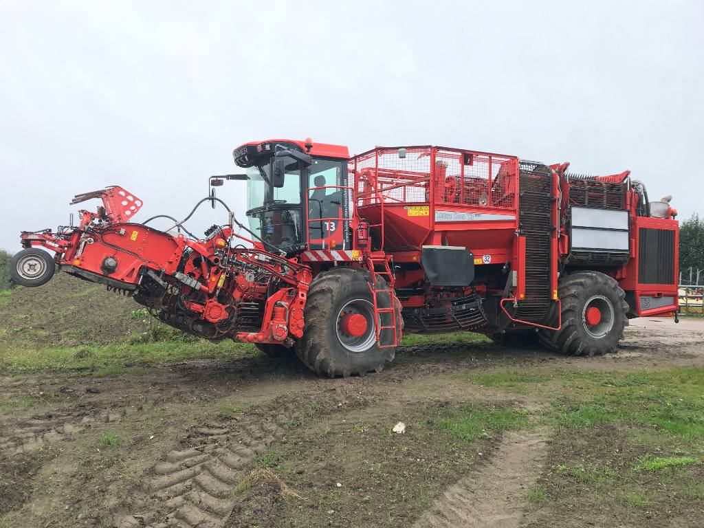 Holmer Terra Dos T3, Bietenrooiers, All Used Machines