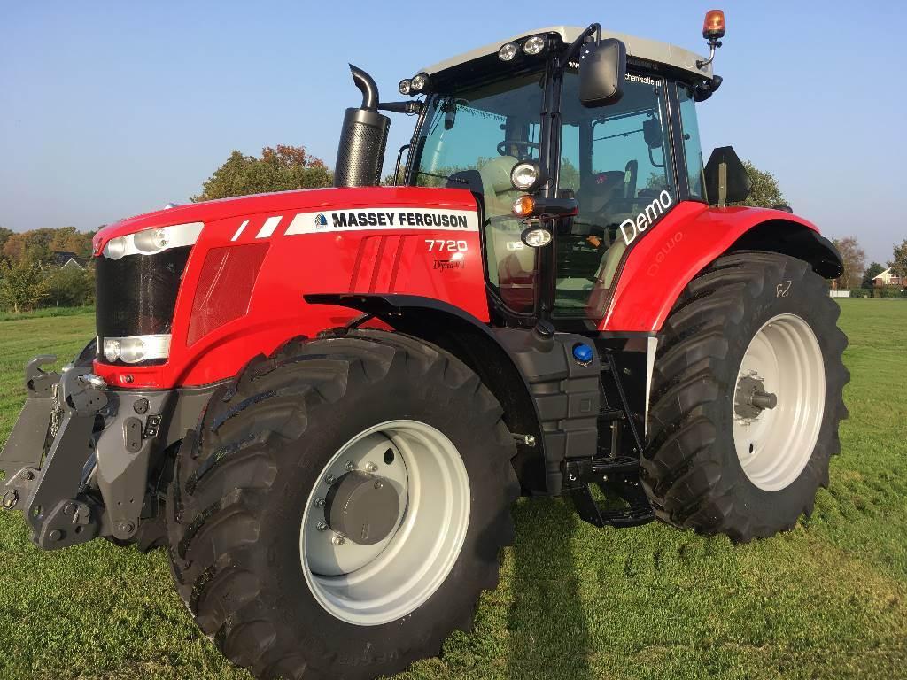 Massey Ferguson 7720 Dyna- VT Efficiënt, Tractoren, Landbouw