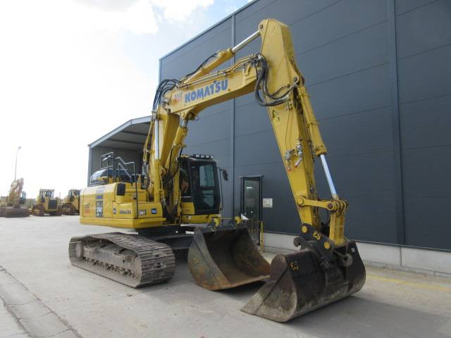 Komatsu PC 240 LC-11, Crawler Excavators, Construction Equipment
