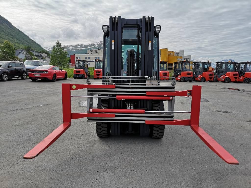 Doosan D35C-7 - 3,5 t diesel - 4,38 m LH, Diesel Trucker, Truck