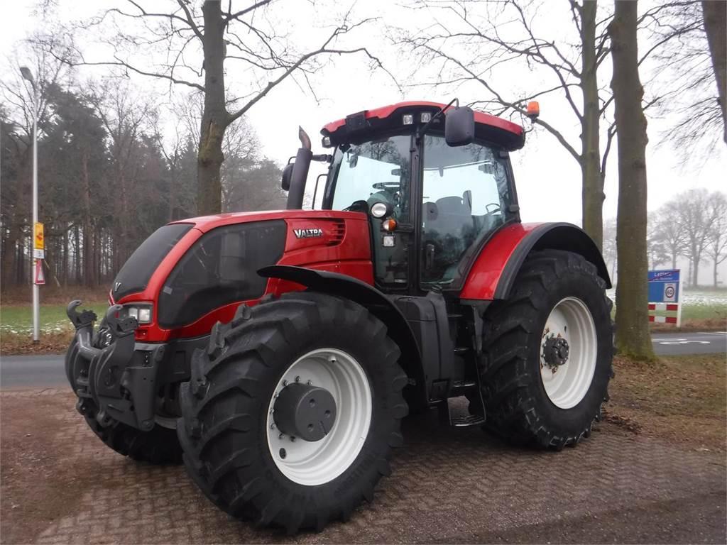 Valtra S322, Tractoren, Landbouw