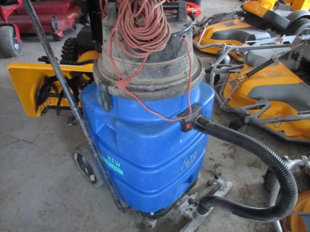 Alto WD90-50 støvsuger, Andet tilbehør til traktorer, Landbrug