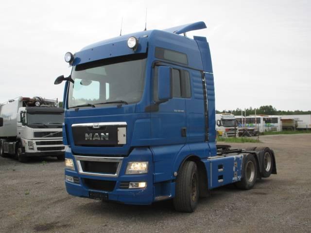 MAN TGX 28.540, Conventional Trucks / Tractor Trucks, Trucks and Trailers