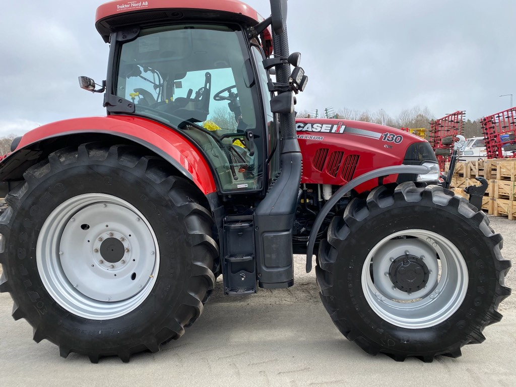 Case IH Maxxum 130 CVX Topline FL, Traktorer, Lantbruk