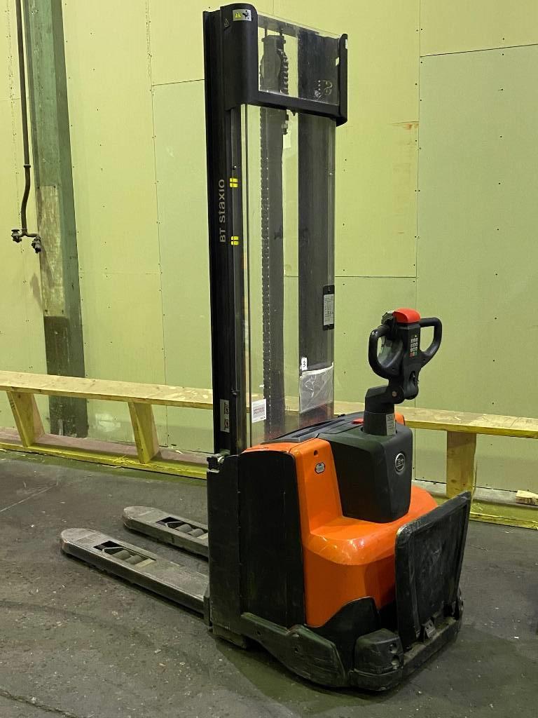 BT SWE 120, Staplare-led, Materialhantering