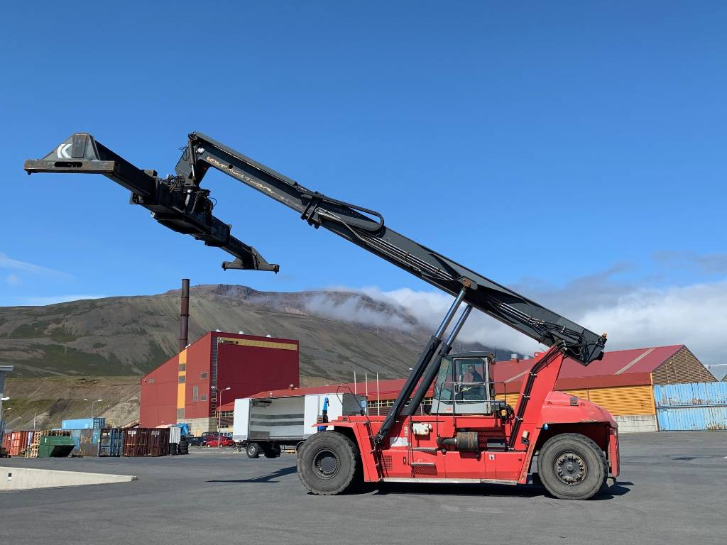 Kalmar DRF 450-60 S5, Reach-Stacker, Flurförderzeuge