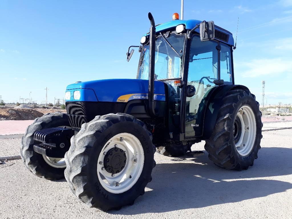 New Holland TN 95 F