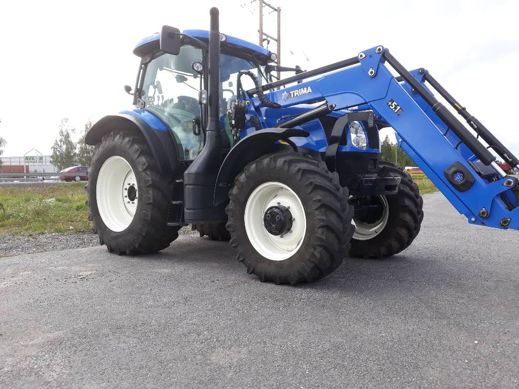 New Holland T 6.165 EC