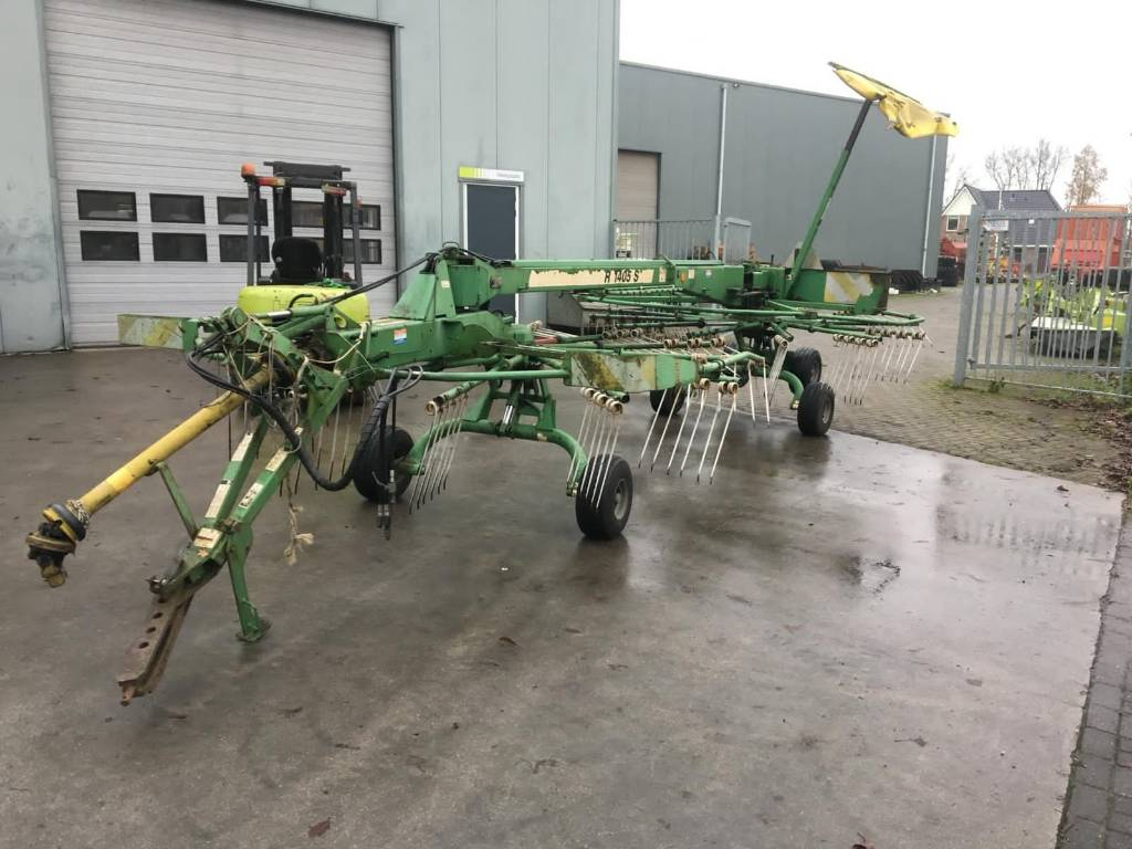 Stoll R 1405 S, Swathers \ Windrowers, Agriculture