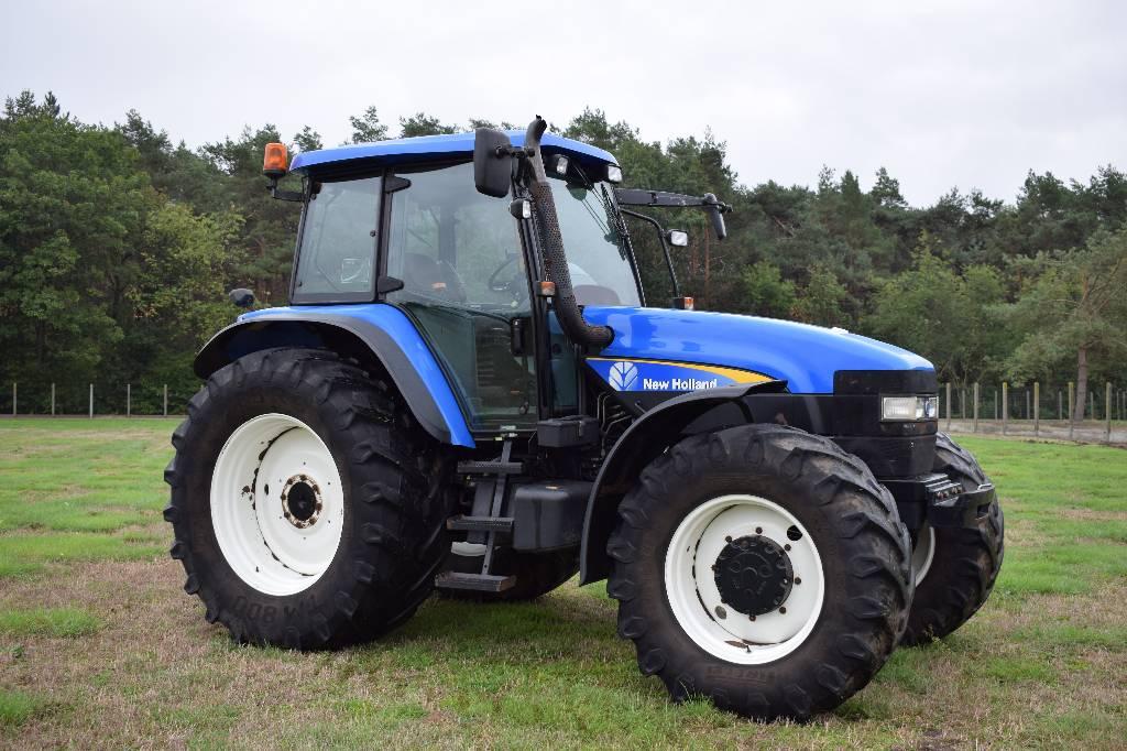 New Holland TM 155, Tractoren, Landbouw