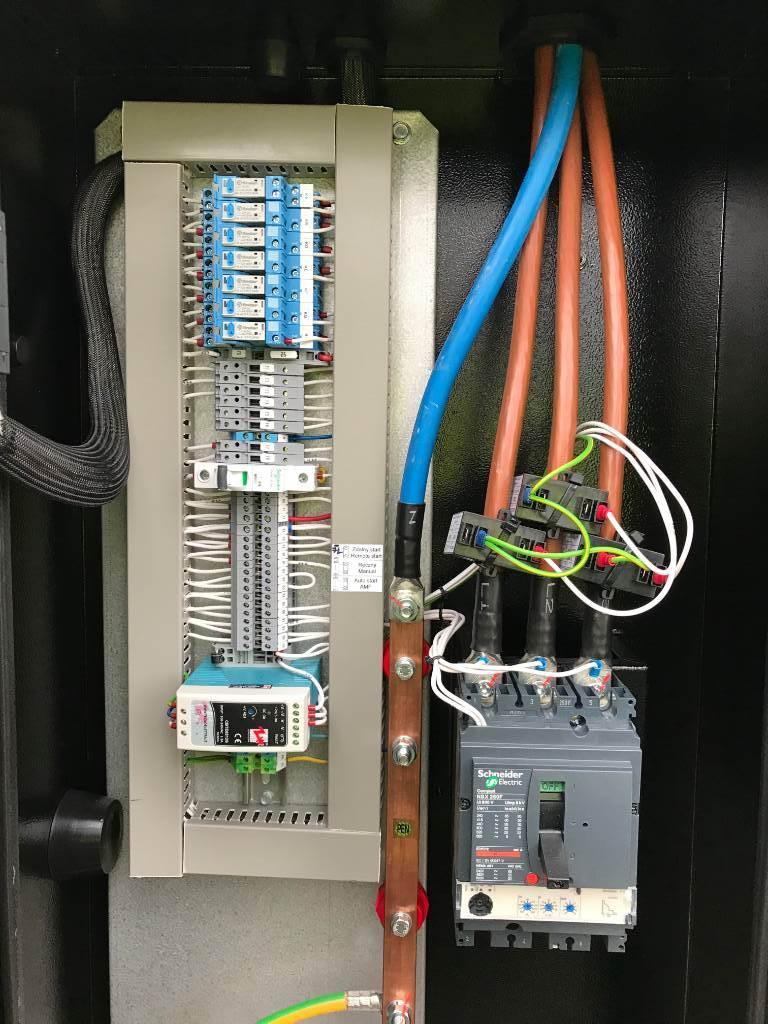 Iveco NEF45TM3 - 136 kVA Generator - DPX-17553, Diesel generatoren, Bouw