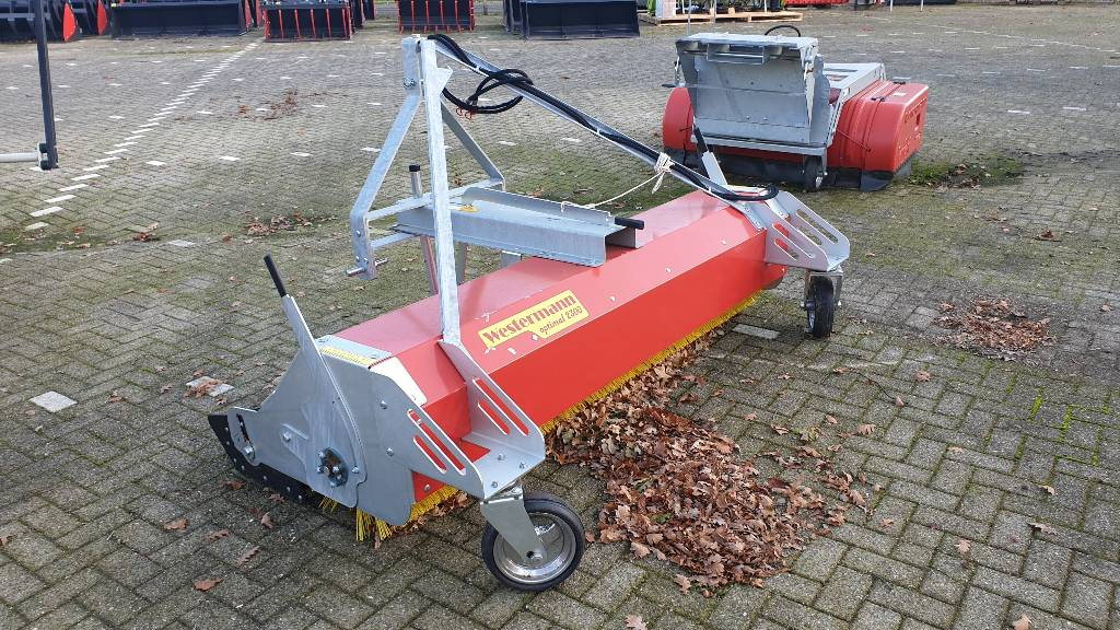 Westermann optimal 2300 veegbezem, Farm Equipment - Others, Agriculture