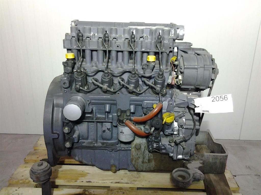Deutz F4M2011 - Engine/Motor