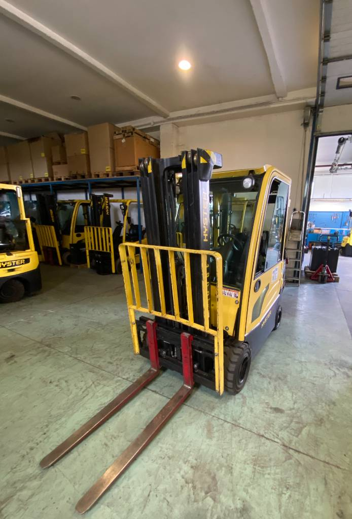 Hyster J1.8XN MWB, Electric counterbalance Forklifts, Material Handling