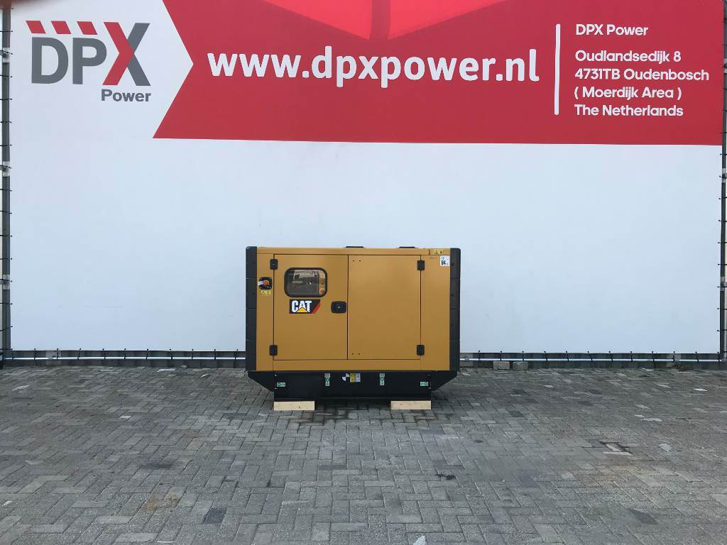 Caterpillar DE33E0 - 33 kVA Generator - DPX-18004, Diesel generatoren, Bouw