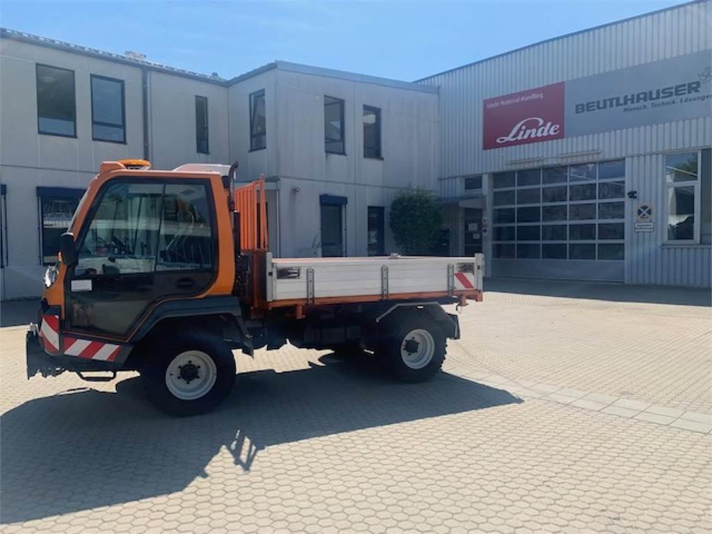 Lindner Unitrac 102 ep, Andere Fahrzeuge, LKW/Transport