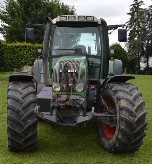Fendt 716 Vario, Tracteur, Agricole