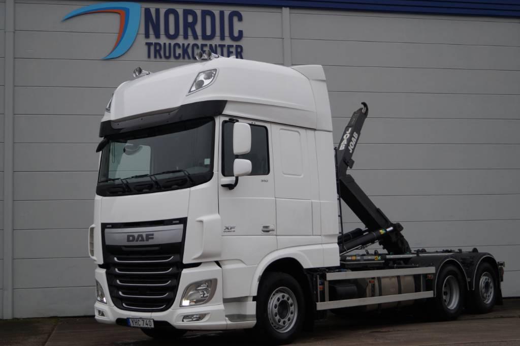 DAF XF 510 Lastväxlare, Tow Trucks / Wreckers, Trucks and Trailers